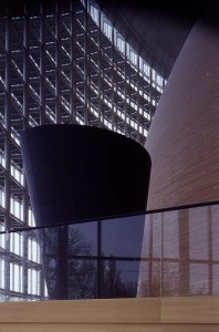 Aménagement et Mobilier du Parlement Européen de Strasbourg - 08