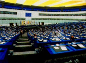 Parlement Européen Hémicycle III