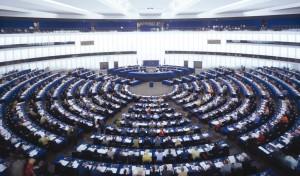 Parlement Européen Hémicycle VI