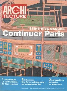 Seine Rive Gauche - publictaions- upload