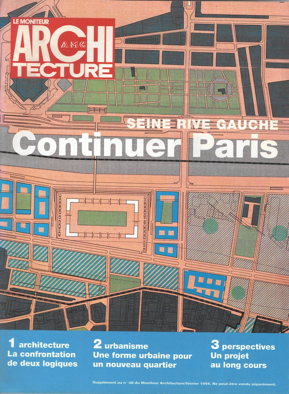 Seine Rive Gauche - publications- upload