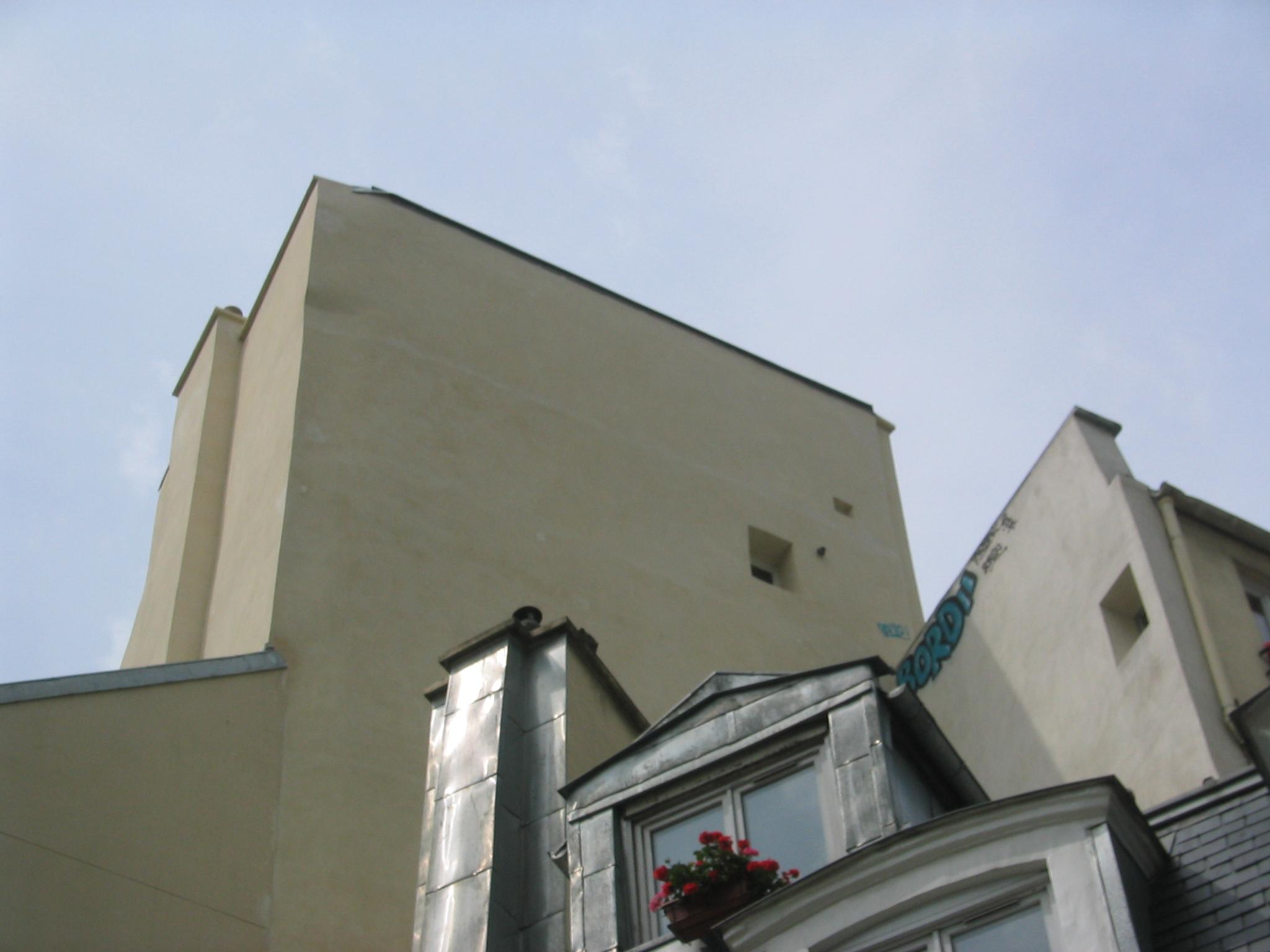 Immeuble 4, rue Faubourg Saint Martin – Paris X°