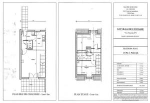 descriptif maison 3 pièces