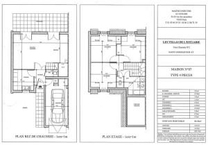 descriptif maison n°7 type 4 pièces