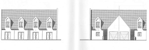 façades 4 pièces